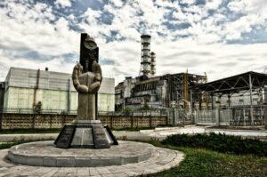La ciudad de Prípiat fue fundada en 1970 para convertirse en el hogar de los trabajadores de la central nuclear de Chernóbil y de sus familias. / Pixabay
