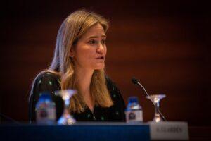 La secretaria de Estado de Energía, Sara Aagesen