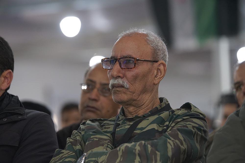 Brahim Gali, presidente de la RASD y secretario general del Frente Polisario - CEDIDA POR EL FRENTE POLISARIO