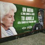 La Iglesia de Madrid da un toque a Vox por su cartel sobre los menas