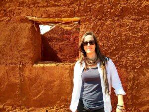 Ana Benítez, investigadora de ecología integrativa