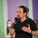 """Iglesias dice que la carta amenazante es consecuencia de la """"impunidad"""" del """"discurso de odio de la ultraderecha"""""""