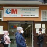 Madrid solo subirá sueldos en los centros de salud con déficit de personal