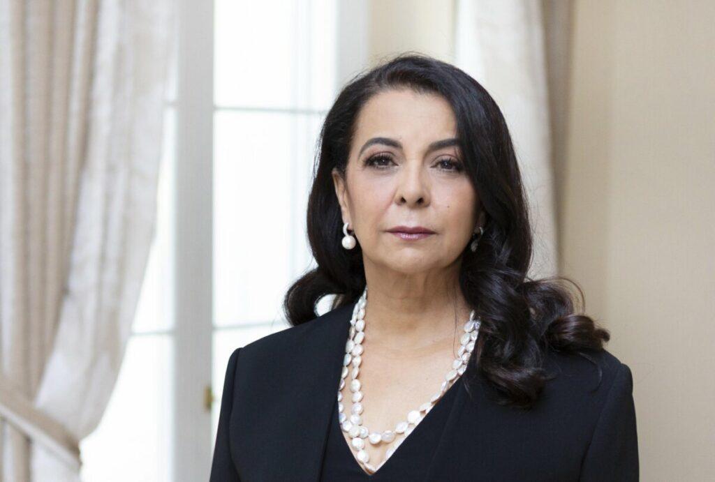 La embajadora de Marruecos en España, Karima Benyaich - EMBAJADA DE MARRUECOS EN ESPAÑA