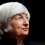 La secretaria del Departamento del Tesoro de EEUU, Janet Yellen. - AP /JACQUELYN MARTIN, FILE / ZUMA PRESS / CONTACTO
