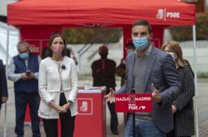 El 'número 4' en la lista del PSOE para las elecciones a la Asamblea de Madrid, Juan Lobato - Alberto Ortega - Europa Press