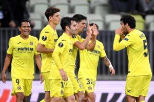 Villarreal - Manchester United - Rafal Oleksiewicz/PA Wire/dpa