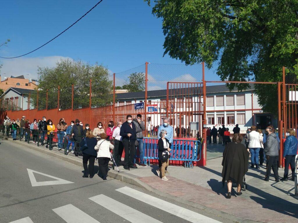 Colegio electoral Padre Coloma