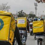 Repartidores convocan manifestaciones por la aprobación de la Ley de 'riders'