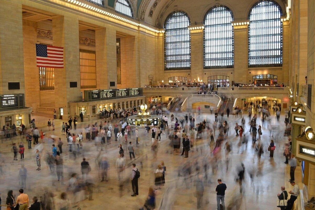 Pixabay Estación Central de Nueva York