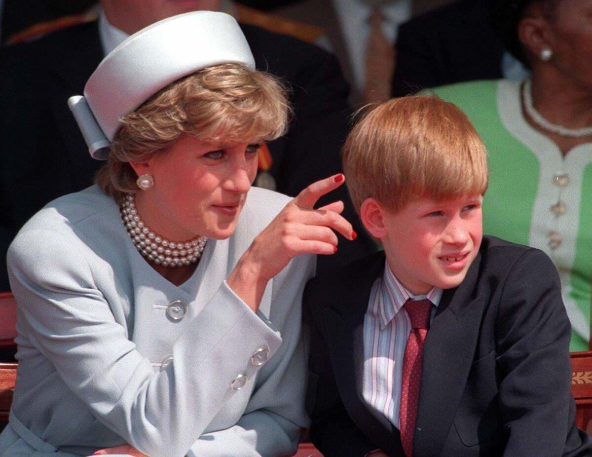 Archivo - La princesa Diana de Gales, Lady Di - PA WIRE/PRESS ASSOCIATION IMAGES / MARTIN KEENE
