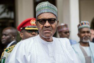 El presidente de Nigeria, Muhammadu Buhari - Michael Kappeler/dpa