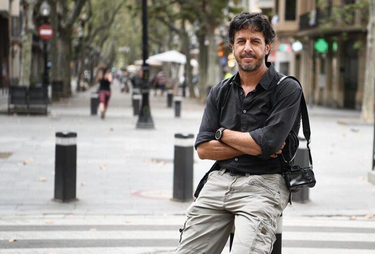 l fotógrafo Emilio Morenatti - UNIVERSIDAD DE MURCIA