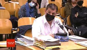 Inicio del juicio a César Román Viruete, conocido como el 'Rey del Cachopo' - TRIBUNAL SUPERIOR DE JUSTICIA DE MADRID