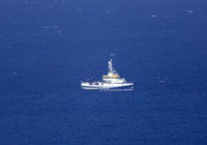 Buque oceanográfico 'Ángeles Alvariño' realiza labores de rastreo en la costa de Santa Cruz de Tenerife - MARINE TRAFFIC