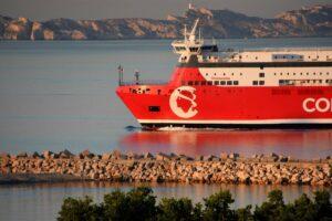 Un transbordador de Córcega - GERARD BOTTINO / ZUMA PRESS / CONTACTOPHOTO