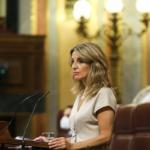 Aval del Congreso a las propuestas de PSOE y Unidas Podemos para la reforma laboral de Yolanda Díaz