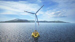 Proyecto de eólica flotante - SAITEC