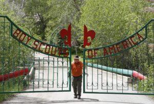 Imagen de archivo de los Boy Scouts of America - GEORGE FREY - Archivo