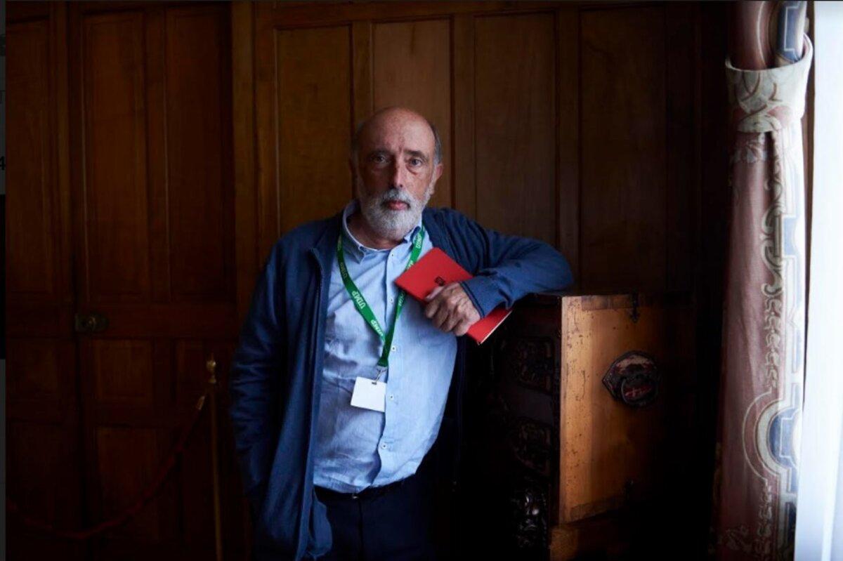 El antropólogo forense Francisco Etxeberría - JUAN MANUEL SERRANO - UIMP