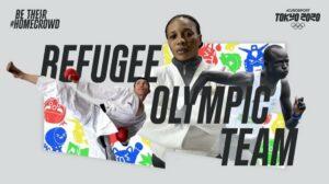 Equipo Olímpico de Refugiados del Comité Olímpico Internacional (COI) en los Juegos Olímpicos de Tokio 2020 - EUROSPORTS