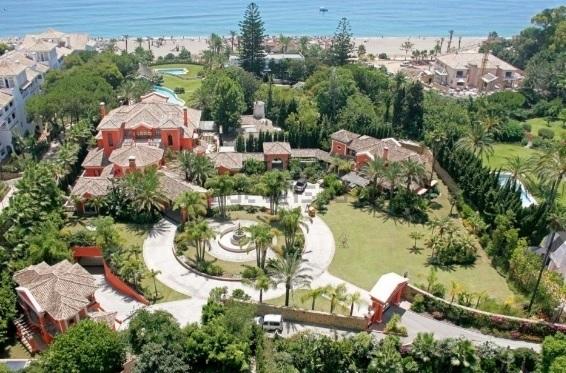 Una vivienda en Marbella