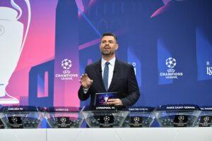 Sorteo de la fase de grupos de la Liga de Campeones - Harold Cunningham/UEFA/dpa