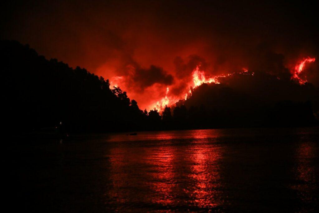 Incendios forestales en Grecia - -/Eurokinissi via ZUMA Press Wir / DPA