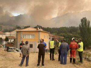 Incendio de Navalacruz