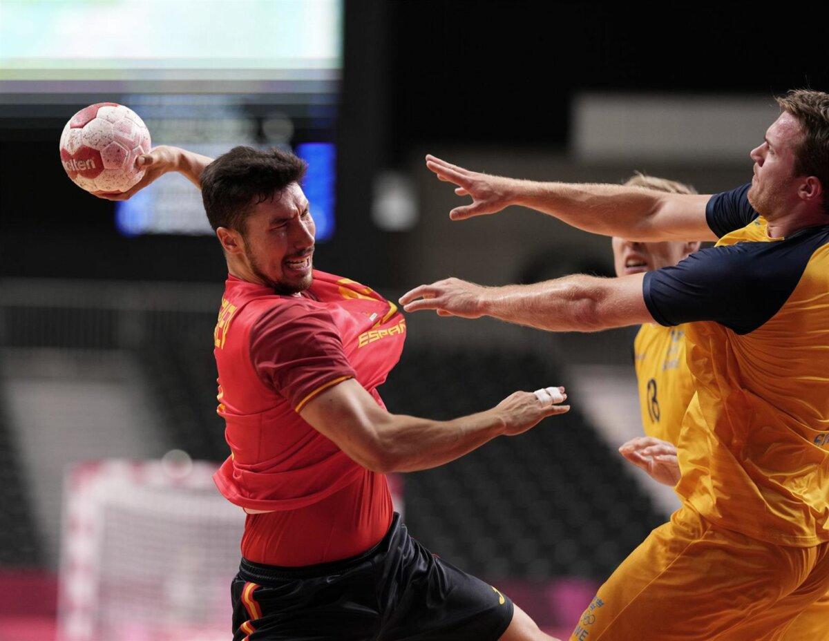 Selección española de balonmano, Hispanos - COE