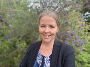 La experta en análisis de redes personales Miranda Lubbers. / Foto cedida por la entrevistada