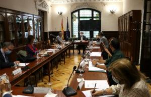Reunión plenaria del Consejo de Consumidores y Usuarios (CCU)