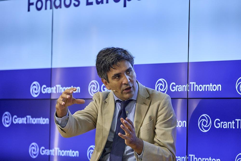 El secretario de Estado de Economía, Gonzalo García Andrés - Jesús Hellín - Europa Press