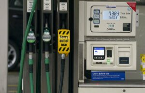 Gasolinera en Reino Unido - Steve Parsons/PA Wire/dpa