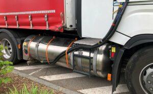 Los camiones propulsados ??por GNL no reducen las emisiones climáticas y emiten más partículas que causan cáncer - TRANSPORT & ENVIROMENT