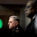 El jefe del Estado Mayor Conjunto de Estados Unidos, el general Mark Milley. - STEFANI REYNOLDS - POOL VIA CNP / ZUMA PRESS / CON