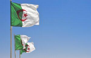 Banderas de Argelia