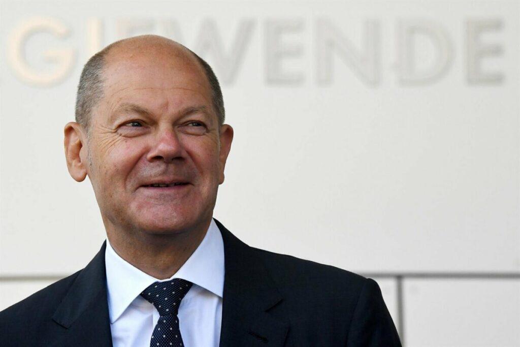 El candidato a la Cancillería alemana por el Partido Socialdemócrata, Olaf Scholz. - Swen Pförtner/dpa