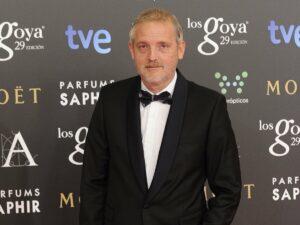 El actor Jordi Rebellón