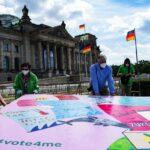 Archivo - Huelga climática de Greenpeace en Alemania - Paul Zinken/dpa - Archivo