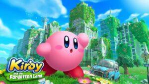 Kirby y la tierra olvidada - NINTENDO