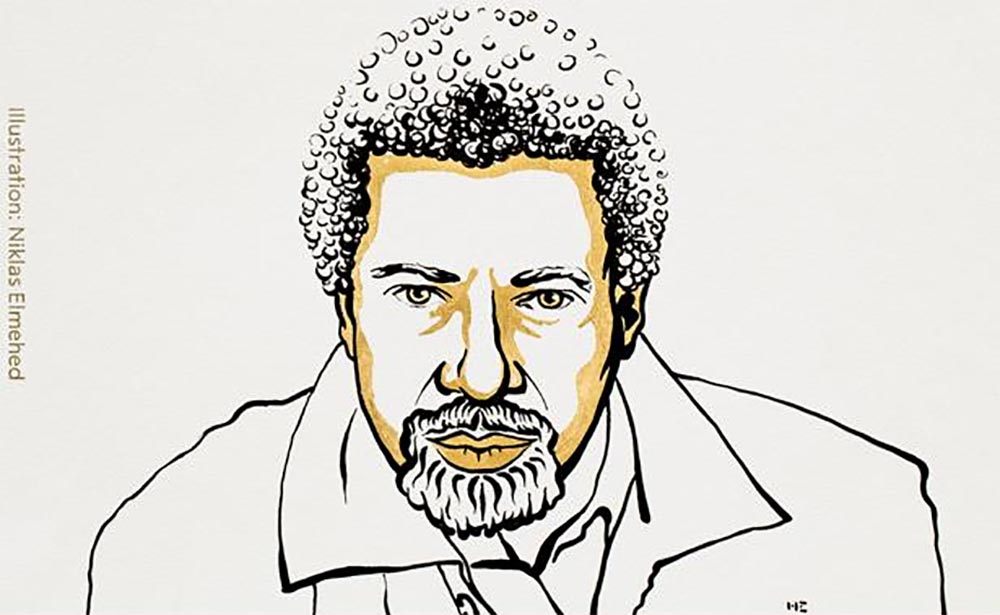Abdulrazak Gurnah, Premio Nobel de Literatura