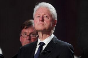 El expresidente de Estados Unidos Bill Clinton - Arne Dedert/dpa-Pool/dpa