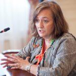 La presidenta de la Autoridad Independiente de Responsabilidad Fiscal (AIReF), Cristina Herrero. - APIE