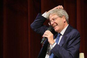 El comisario de Economía, Paolo Gentiloni