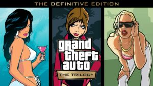 Grand Theft Auto: The Trilogy – The Definitive Edition. - ROCKSTAR