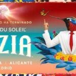 Nuevo espectáculo del Cirque du Soleil, Luzia - CIRQUE DU SOLEIL