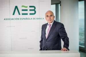 José Luis Martínez Campuzano, portavoz de la Asociación Española de Banca