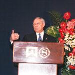 El ex secretario de Estado de EEUU Colin Powell