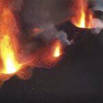 Centros emisores del volcán de La Palma - GOBIERNO DE CANARIAS
